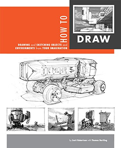 Pdf How To Draw Drawing And Sketching Objects And Environments