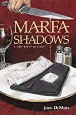 Marfa Shadows by John DeMers