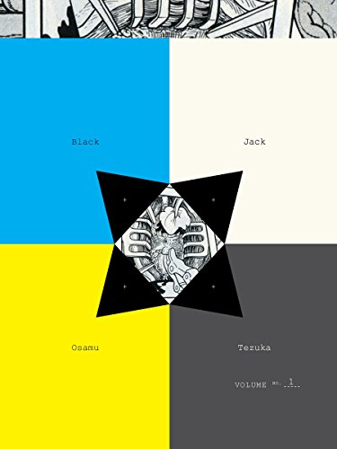 Black Jack Book 1 cover