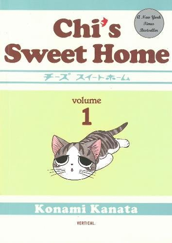 Chis Sweet Home Book 1 cover