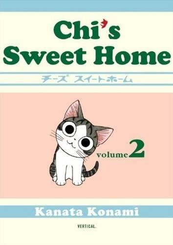 Chis Sweet Home Book 2 cover