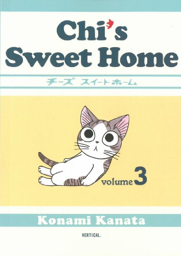 Chis Sweet Home Book 3 cover