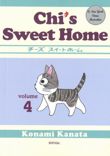 Chi Sweet Home Book 4 cover