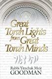 Great Torah Lights from Great Torah Minds