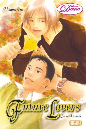 Future Lovers Book 1 cover