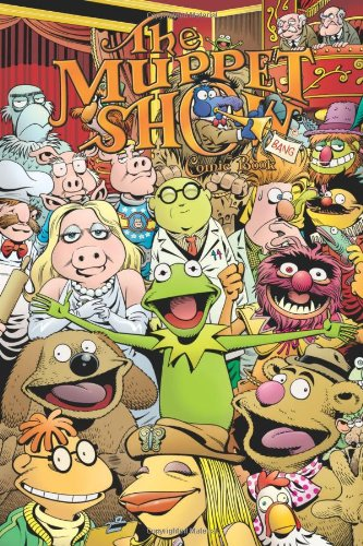 The Muppet Show: Meet the Muppets cover