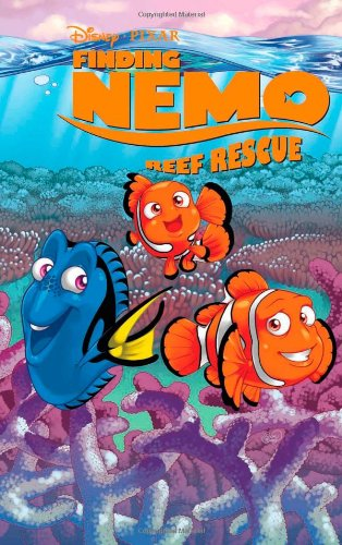 Finding Nemo: Reef Rescue cover