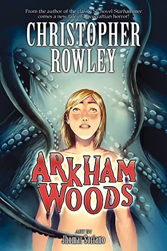 Arkham Woods cover