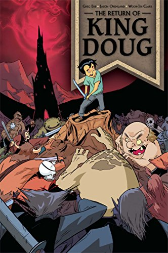 The Return of King Doug cover