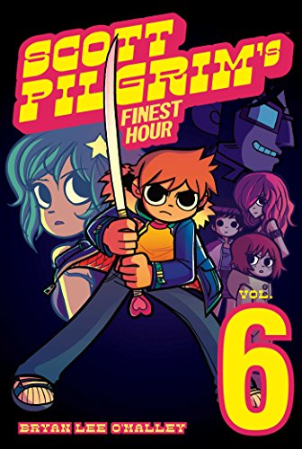 Scott Pilgrim's Finest Hour, Volume 6