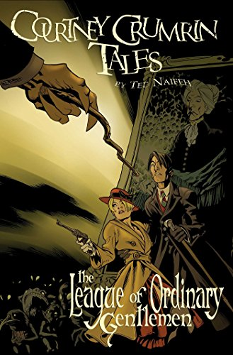 Courtney Crumrin Tales #2: The League of Ordinary Gentlemen cover