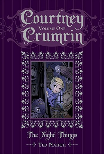 Courtney Crumrin Volume 1: The Night Things cover
