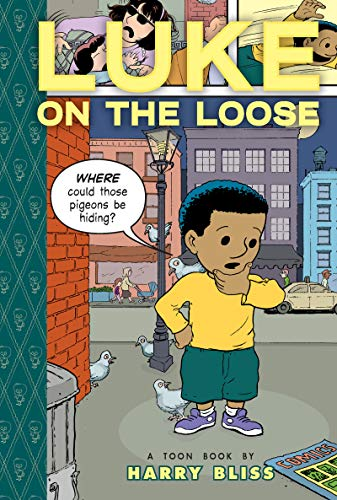 Luke on the Loose cover