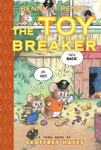Benny and Penny in the Toy Breaker cover