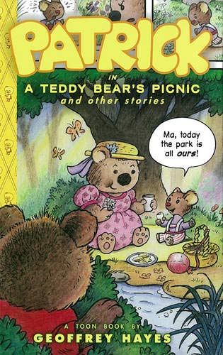 Patrick in A Teddy Bears Picnic and Other Stories cover