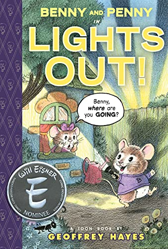 Benny and Penny in Lights Out! cover