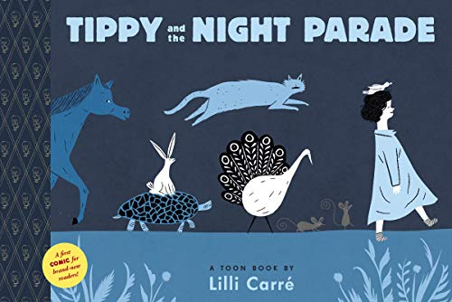 Tippy and the Night Parade cover