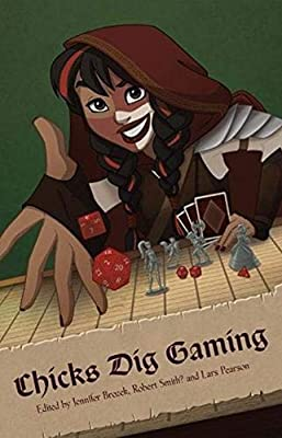 BOOK REVIEW: Chicks Dig Gaming, Edited by Jennifer Brozek, Robert Smith and Lars Pearson