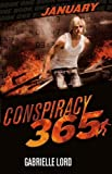 Cover Image of Conspiracy 365 January by Gabrielle Lord published by Kane/Miller Book Publishers