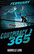 Conspiracy 365 February by Gabrielle Lord
