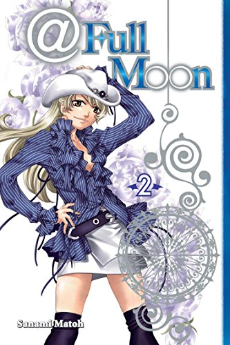 @Full Moon Book 2 cover