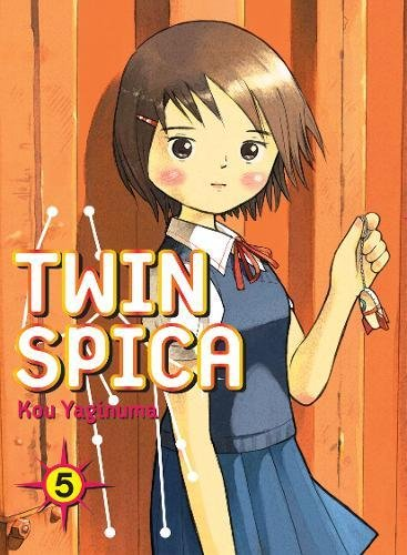 Twin Spica Book 5 cover