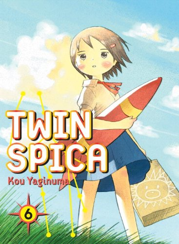 Twin Spica Book 6 cover