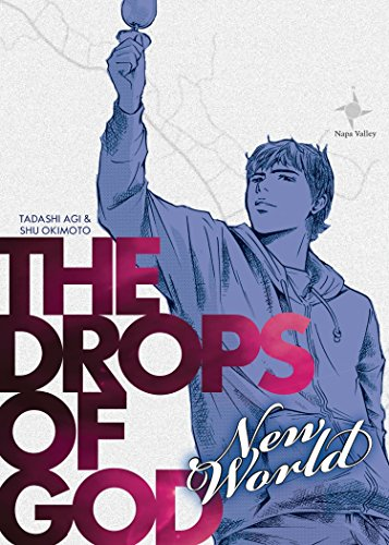 The Drops of God: New World cover