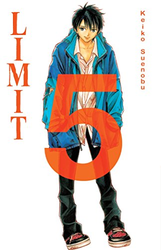 Limit Book 5 cover