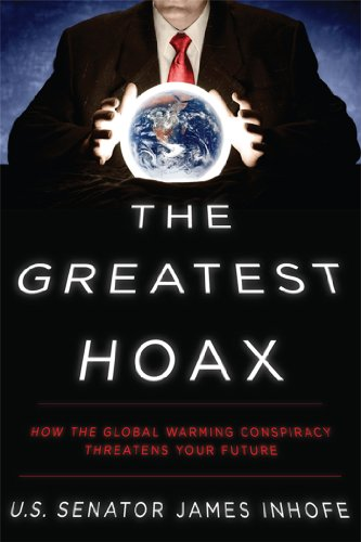 The Greatest Hoax Book Cover Picture
