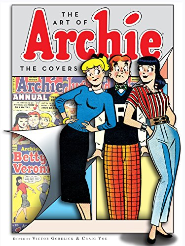 The Art of Archie: The Covers cover