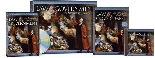 Law and Government: An Introductory Study Course Book Cover Picture