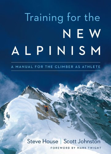 Training for the New Alpinism Book Cover Picture