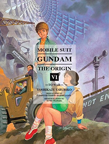 Mobile Suit Gundam: THE ORIGIN, Volume 6: To War, Yoshikazu Yasuhiko