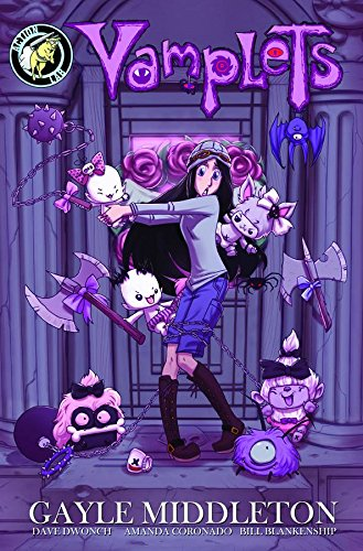 Vamplets: The Nightmare Nursery cover