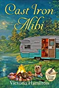 Cast Iron Alibi by Victoria Hamilton