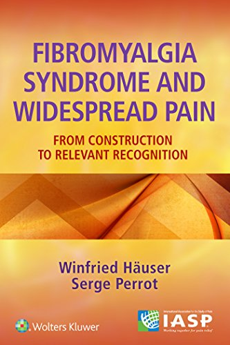 FIBROMYALGIA SYNDROME AND WIDESPREAD PAIN