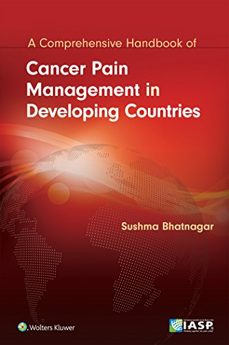 CANCER PAIN MANAGEMENT IN DEVELOPING COUNTRIES, 1/ED.