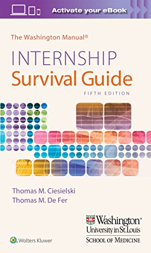 INTERNSHIP SURVIVAL GUIDE, 5/ED.