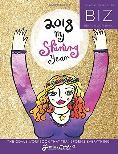 Pdf download 2018 my shining year biz workbook the best selling 2018 my shining year biz workbook the best selling annual goals planner for businesses fandeluxe PDF