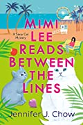 Mimi Lee Reads Between the Lines by Jennifer J. Chow