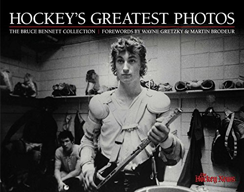 The Hockey News: Hockey's Greatest Photos: The Bruce Bennett Collection - The Hockey NewsBruce Bennett, Wayne Gretzky