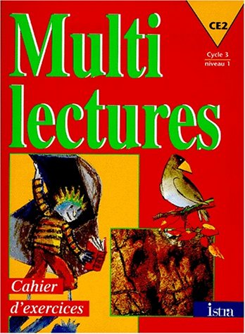 Multilectures, CE2. Cahier d'exercices