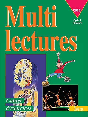 Multilectures, CM2. Cahier d'exercices