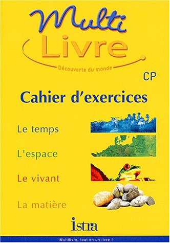 Multilivre CP - cahier d'exercices