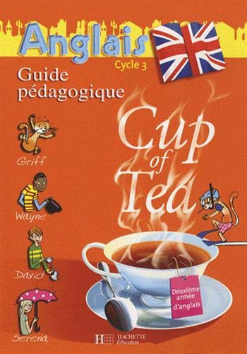 Anglais Cycle 3-CM1 Cup of Tea