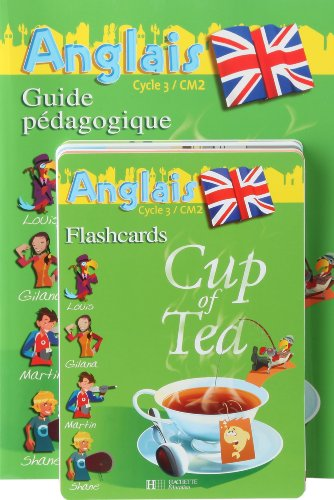 Cup of Tea CM2 - Guide Pedagogique / Flashcards