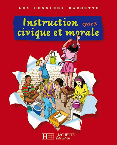 Instruction civique et morale cycle 3