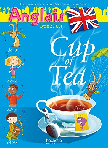 Cup of Tea Anglais Cycle 2/ CE1