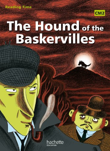 The Hound of the Baskervilles CM2 : Livre de l'élève
